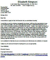 Sample cover letter for manufacturing company